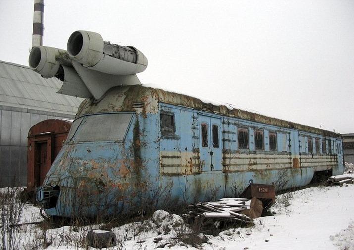 Прадед локомотивов