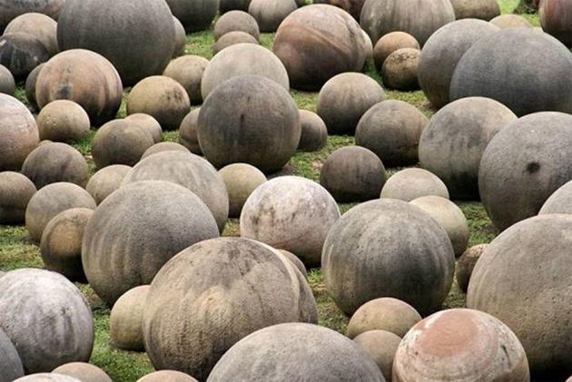 Гигантские каменные шары Коста-Рики