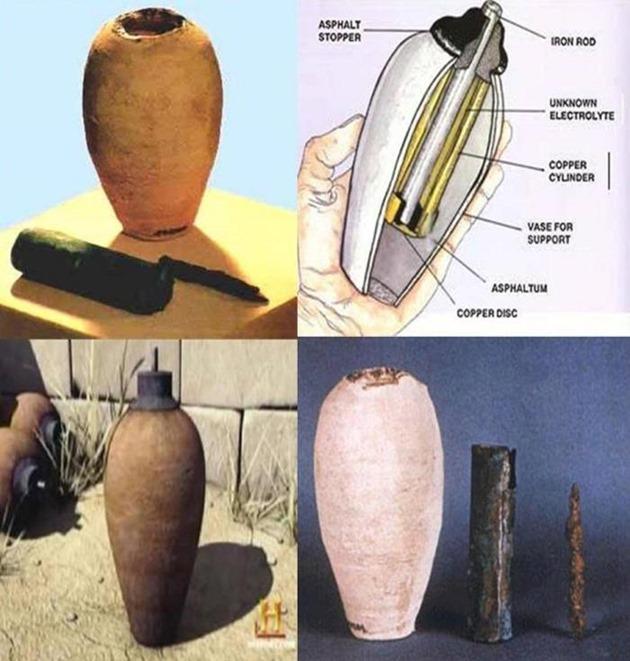 Багдадская батарейка
