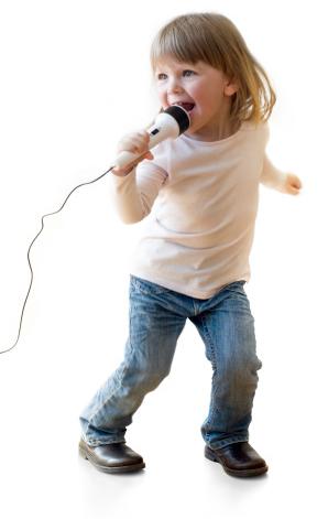 научить петь