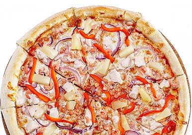 заказать вкусную пиццу